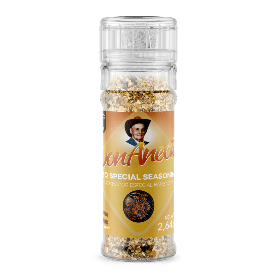Don Anecio BBQ Seasoning 2.64 oz