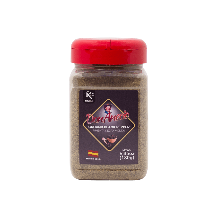 Ground black peper Don Anecio