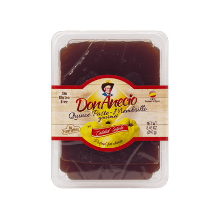 Quince Paste Gourmet Don Anecio