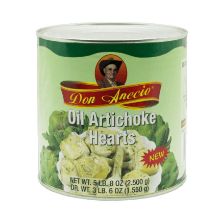 oil artichoke hearts