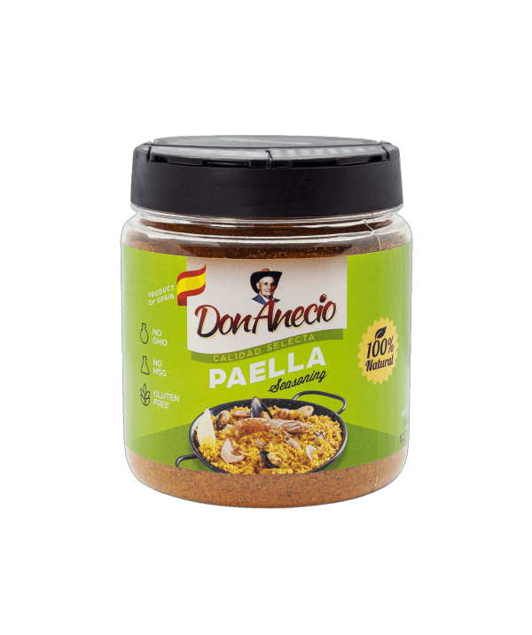 Paella Seasoning Don Anecio